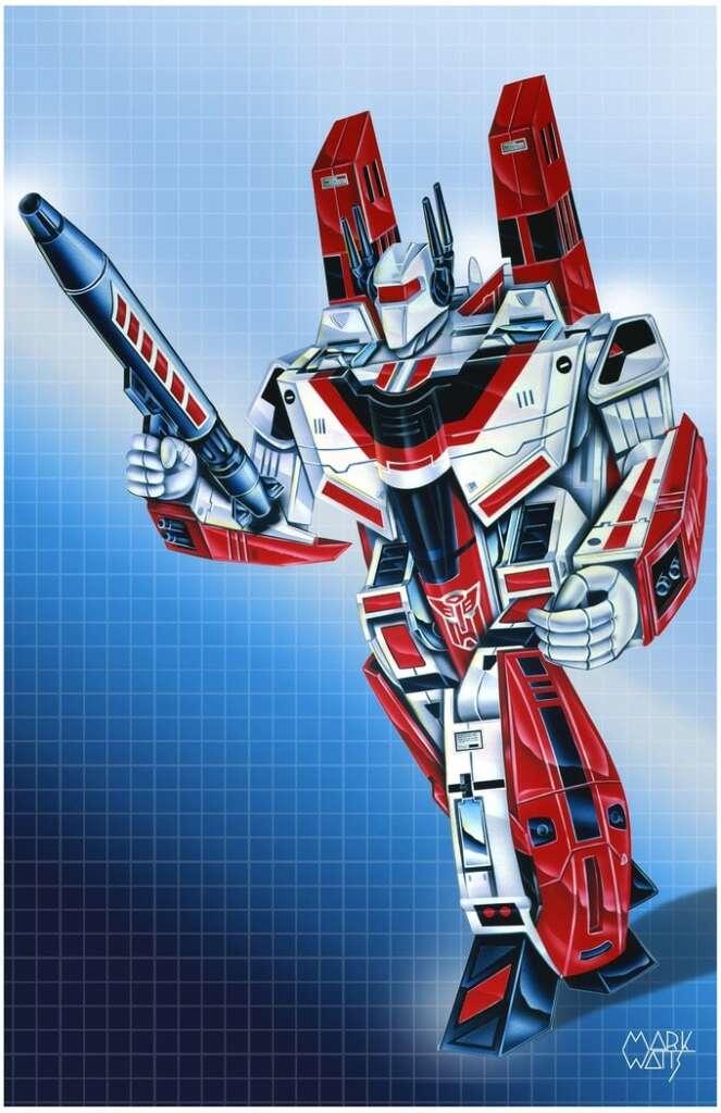 Mark Watts transformers